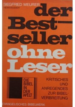 Der Bestseller ohne Leser
