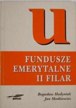 Fundusze emerytalne II filar