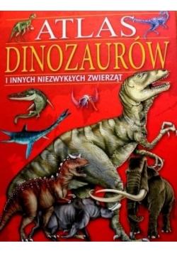 Atlas dinozaurów i innych niezwykłych zwierząt