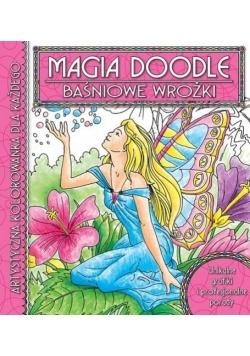 Magia Doodle. Baśniowe wróżki