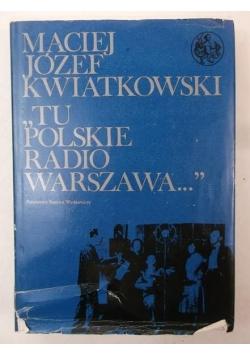 Tu Polskie Radio Warszawa
