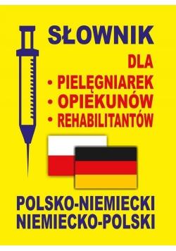 Słownik dla pielęgniarek pol-niem, niem-pol