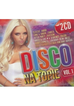 Disco na topie vol.1 (2CD)