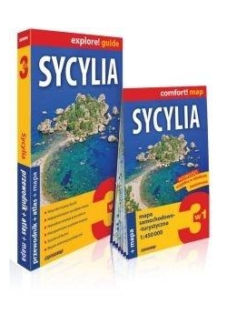 Explore! guide Sycylia 3w1 wyd.III