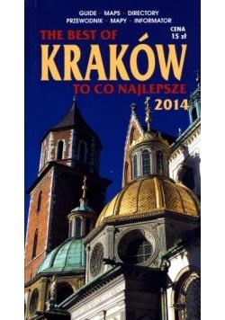 Kraków. To co najlepsze. Wersja angielsko-polska