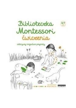 Biblioteczka Montessori ćw. Odkrywaj bogactwo...
