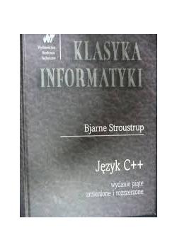 Klasyka informatyki. Język C ++