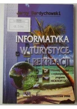 Informatyka w turystyce i rekreacji