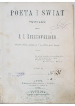Poeta i świat, 1872r.