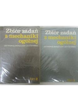 Leyka Jerzy (red.) - Zbiór zadań z mechaniki ogólnej, 2 tomy