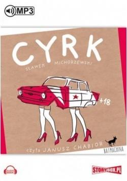 Cyrk audiobook