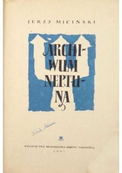 Archiwum Neptuna