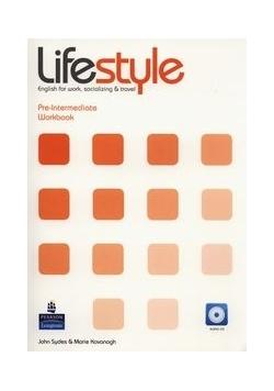 Lifestyle Pre-Intermediate Workbook +CD