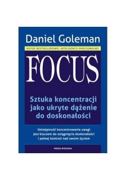 Focus. Sztuka koncentracji jako ukryte... TW