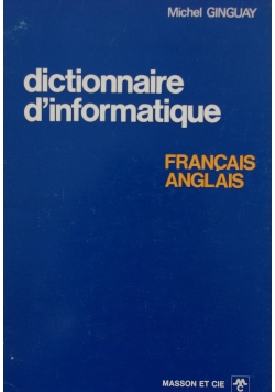 Dictionnaire d'informatique
