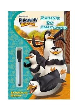 Pingwiny z Madagaskaru Zadania do zmazywania