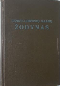 Słownik Polsko -litewski