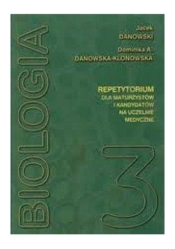 Biologia repetytorium T3 Danowski MEDYK