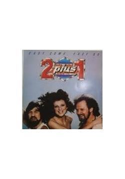 2 plus 1, płyta winylowa