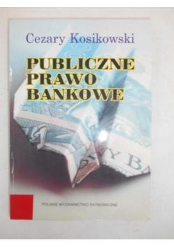 Publiczne prawo bankowe