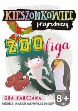 Kieszonkowiec przyrodniczy. Zoo liga (8+)