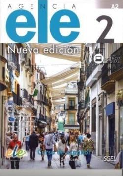 Agencia ELE 2 Podręcznik nueva edicion