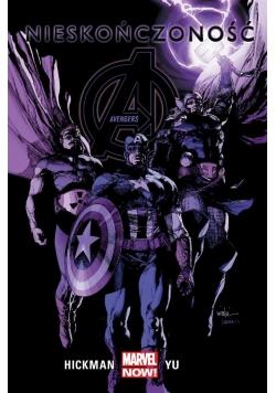 Avengers T.4 Nieskończoność
