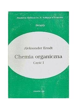 Chemia organiczna Cz. 1