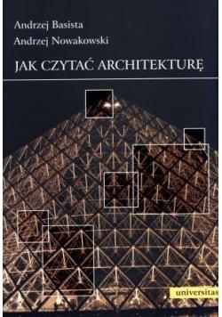 Jak czytać architekturę