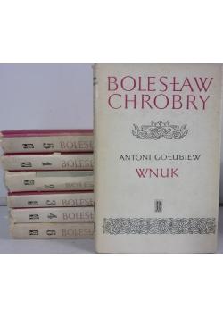 Bolesław Chrobry, zestaw 7 książek