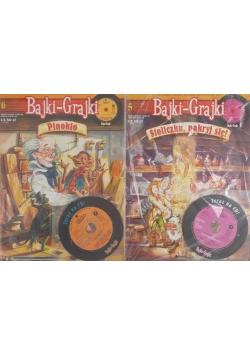 Bajki - Grajki - 5/6 z płytą CD