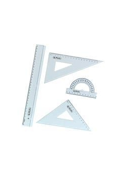 Komplet geometryczny 4-częściowy