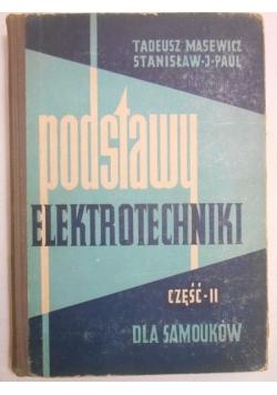Podstawy elektrotechniki część II