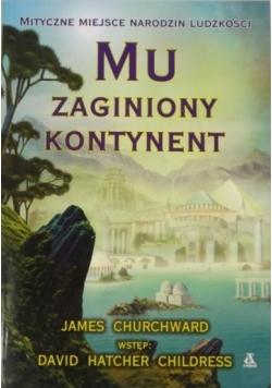 Churchward James - Mu. Zaginiony kontynent
