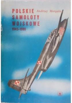 Polskie samoloty wojskowe 1945-1980