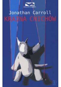Kraina chichów - Jonathan Carroll w.2010