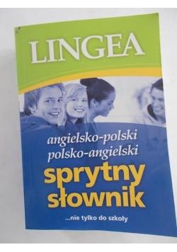 LINGEA sprytny słownik angielsko-polski, polsko-angielski