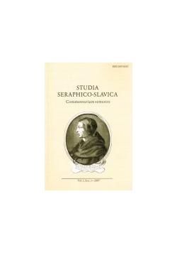 Studia seraphico-slavica