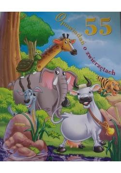 55 opowiadań o zwierzętach