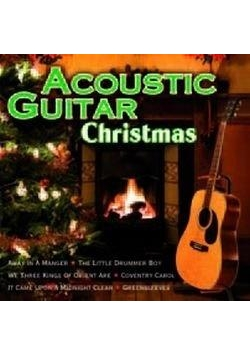 Acoustic Guitar Christmas CD