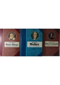 Oliver Cromwell/Bona Sforza/Wolter
