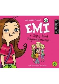 Emi i Tajny Klub Superdziewczyn. Tom 1. Książka au