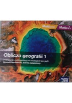 Oblicza geografii 1, Multibook. Nowa