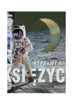 Wyprawy na Księżyc z płytą DVD