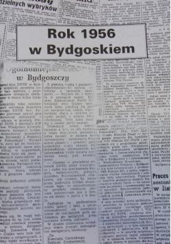 Rok 1956 z Bydgoskiem