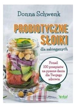 Probiotyczne słoiki dla zabieganych