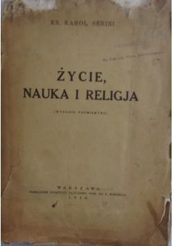 Życie, nauka i religia, 1934 r.