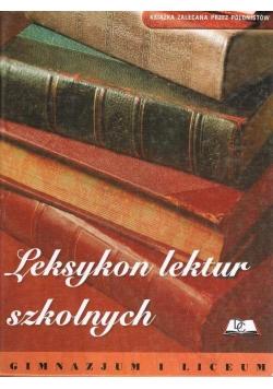 Leksykon lektur szkolnych
