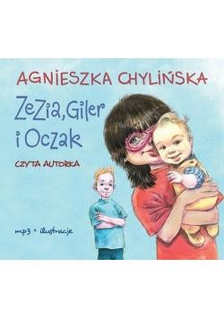 Zezia, Giler i Oczak audiobook CD