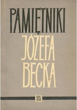 Pamiętnik Józefa Becka